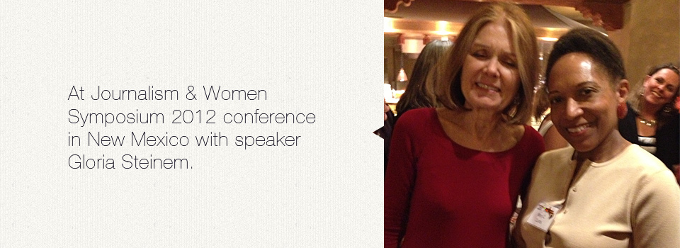 2012 conference in New Mexico with speaker Gloria Steinem